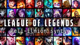 League of Legends – Peli-ilmiön synty (2019)