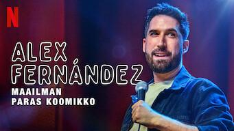 Alex Fernández: Maailman paras koomikko (2020)