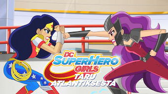 DC Super Hero Girls: Taru Atlantiksesta (2018)